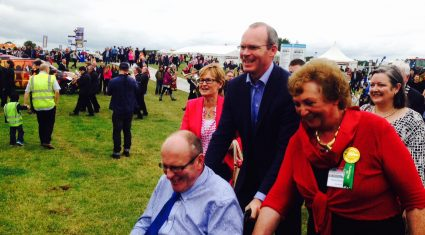 2015 must be a watershed year for farm safety, Coveney tells Tullamore Show