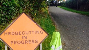 Farmers to get paid to cut hedges on public roads in Clare