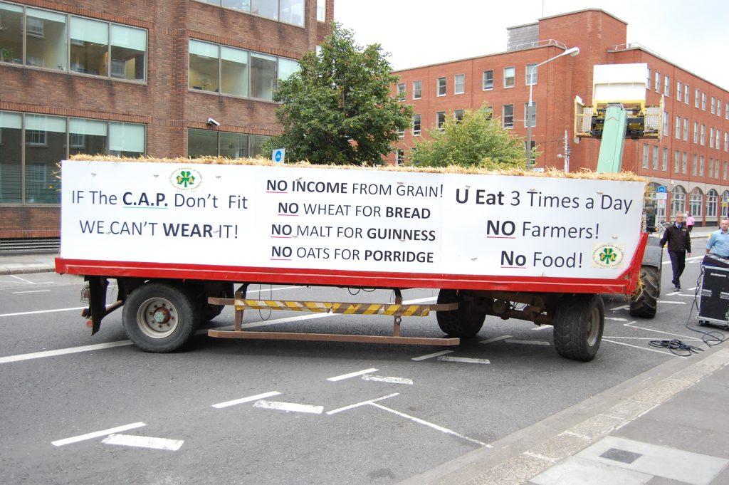IFA protest 2