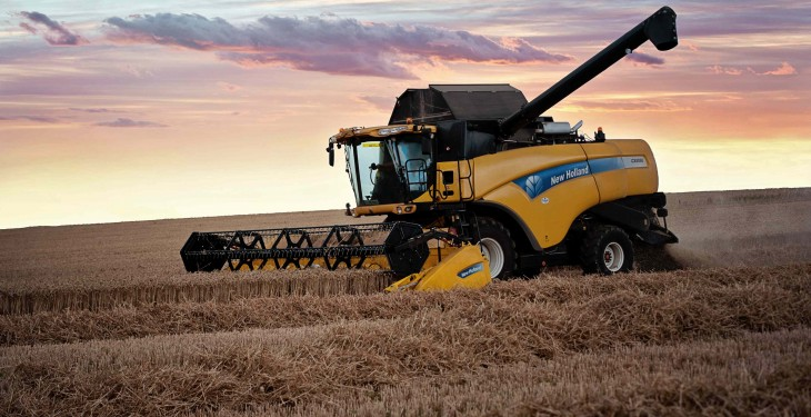French wheat harvest tops 40m tonnes