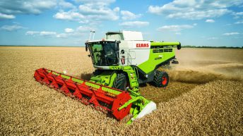 'Irish farm machinery sales are on the up'