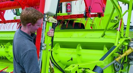 Claas to extend the availability of new combine cutter bars