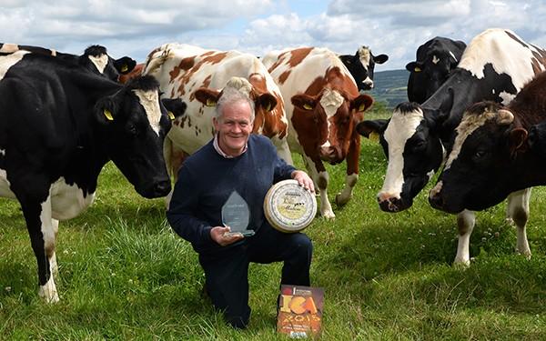 Irish cheesemakers win 69 awards at International Cheese Awards