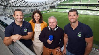 Meet rugby stars Rob and Dave Kearney at this year's National Ploughing Championships