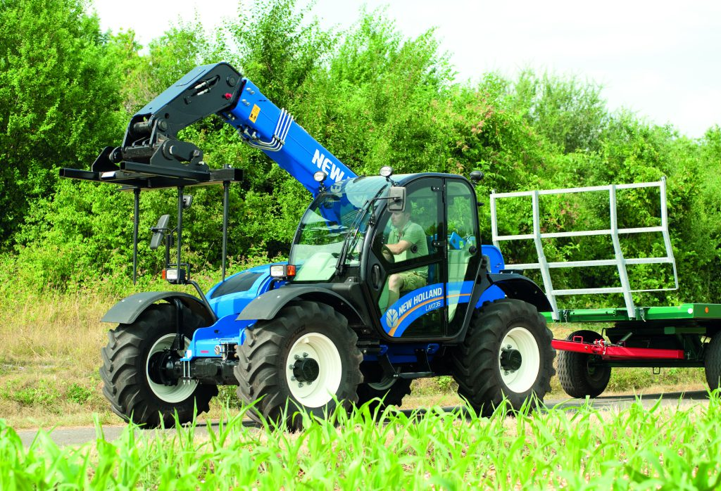 New Holland Construction Range Now Available From Ag Dealers