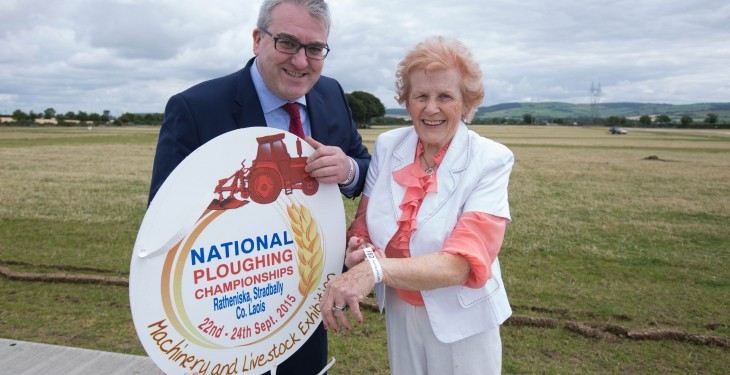 New child safety initiative from FBD at the Ploughing