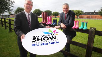 Ulster Bank to remain main sponsor of Balmoral Show