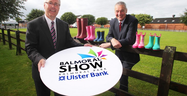 Ulster Bank to remain main sponsor of Balmoral Show