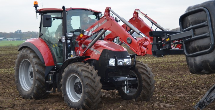 Numbers of new tractors licensed falls to lowest level in three years