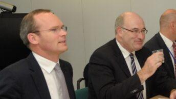 Coveney to meet Hogan on dairy crisis this week
