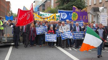 IFA protest: Calls for 75% advance on payments to ease cash-flow woes