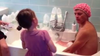 Videos: Is the Milk Bucket Challenge the new Ice Bucket Challenge?