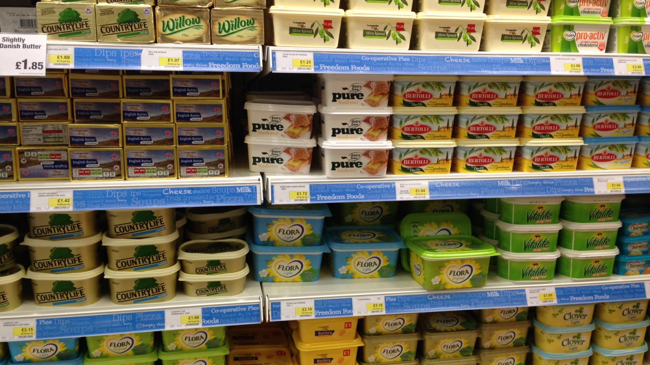 EU examining setting maximum levels of trans fats in food