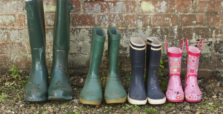 Every farmer deserves a new pair of wellies at Christmas