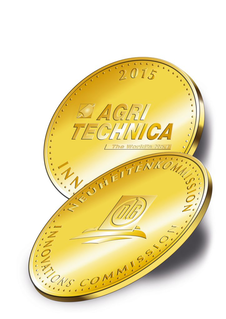 John Deere Wins Gold And Silver Medals For Innovation
