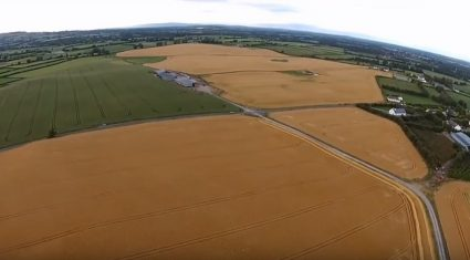 Video: Great footage of the barley harvest in Tipperary