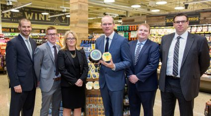 Minister focuses on dairy for final leg of US trade mission