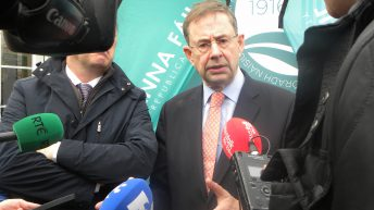 Fianna Fail launches its plan to 'woo' farmer vote in general election