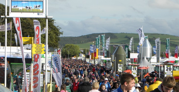 6 things you need to know before going to the Ploughing