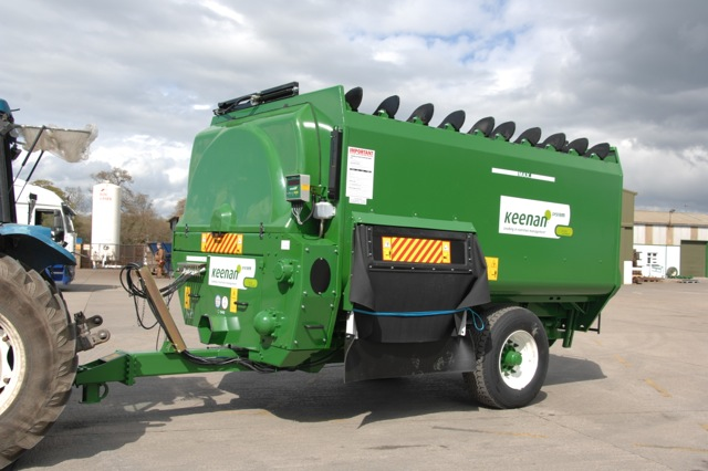 Keenan joins with Intel to provide 'end-to-end' farming information