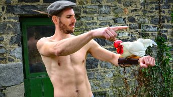 Farmers wanted to strip-off for annual charity calendar