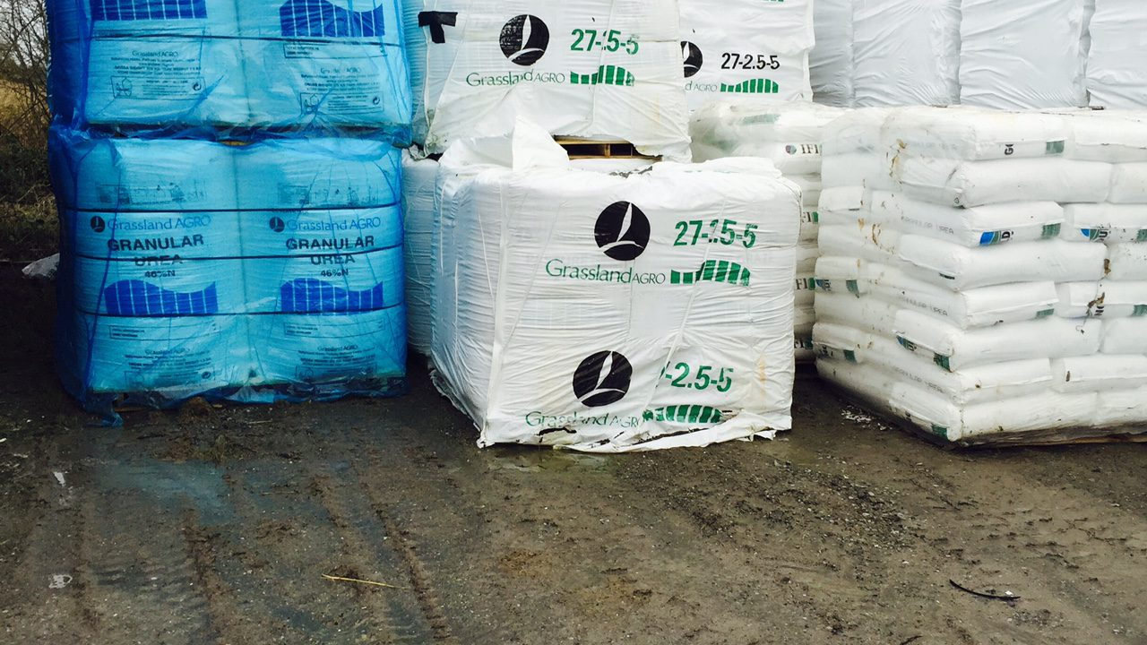 Recovery in compound fertiliser sales