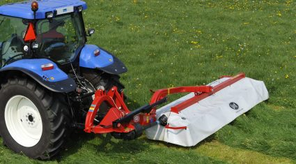 Video: Lely mower assembled live at the Ploughing