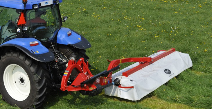 Enter our free Ploughing competition to win a Lely mower for a year