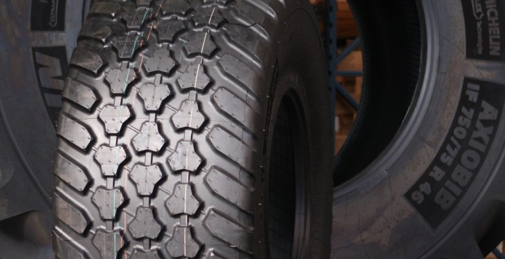 Michelin unveils new Cargoxbib heavy duty tyre
