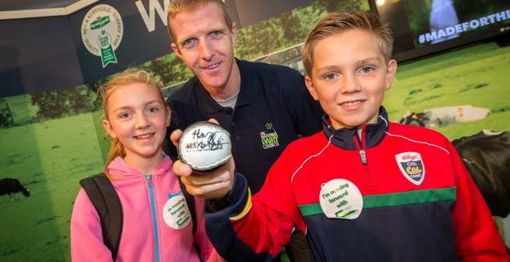 Diet is so important; it made me a better player – Shefflin