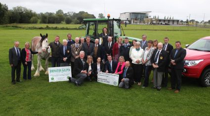 North's Ploughing Championships officially launched