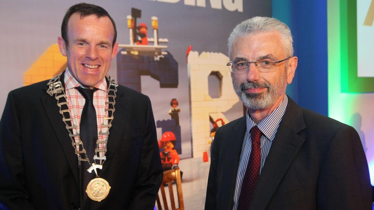 Neil Keane elected President of the ASA