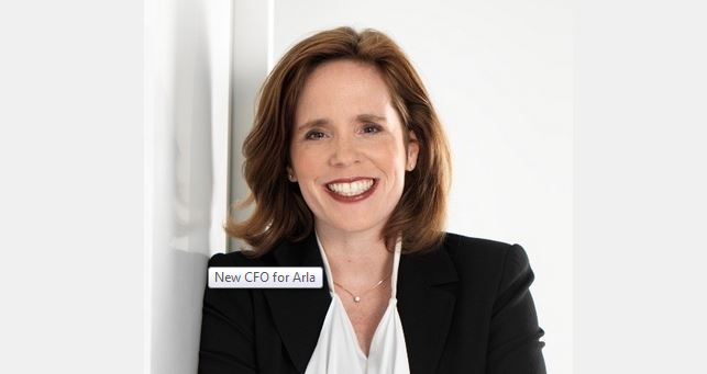 New CFO for Arla