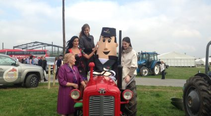 Just one week, six days and a few hours until….the Ploughing Championships!!!