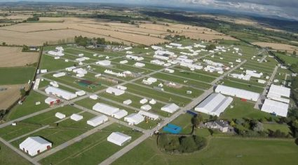 What does it take to host the Ploughing Championships?