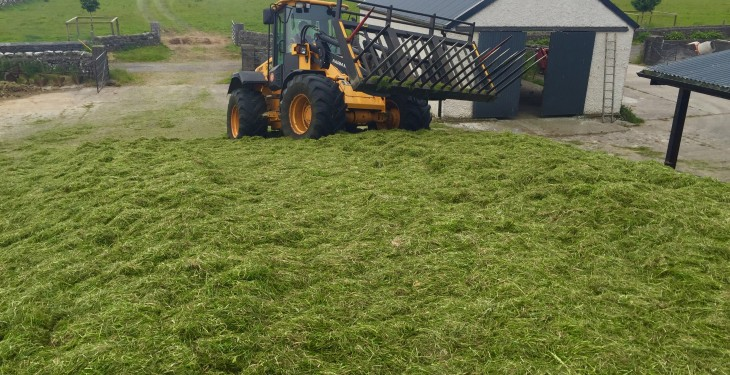 Why the best additive for silage might be…diesel!