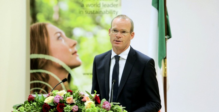 Dairy exports from Ireland to China are up 25% on last year – Coveney