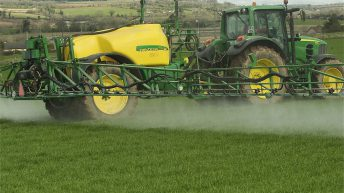 Sprayer course places still available ahead of November deadline