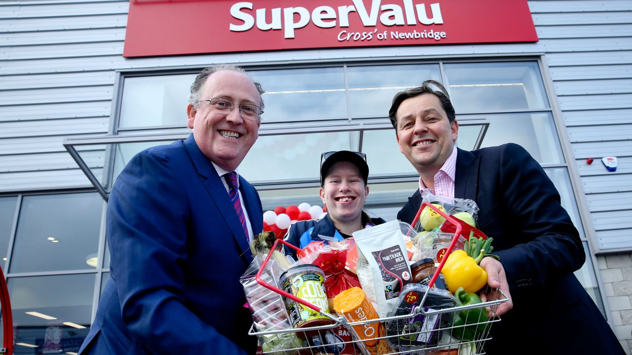 70 new jobs at Supervalu Newbridge store