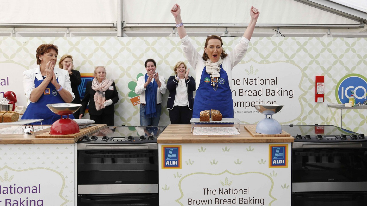 Roscommon woman wins National Brown Bread competition
