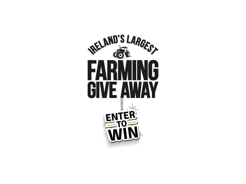 WIN big with Ireland's largest farming giveaway #farmfree