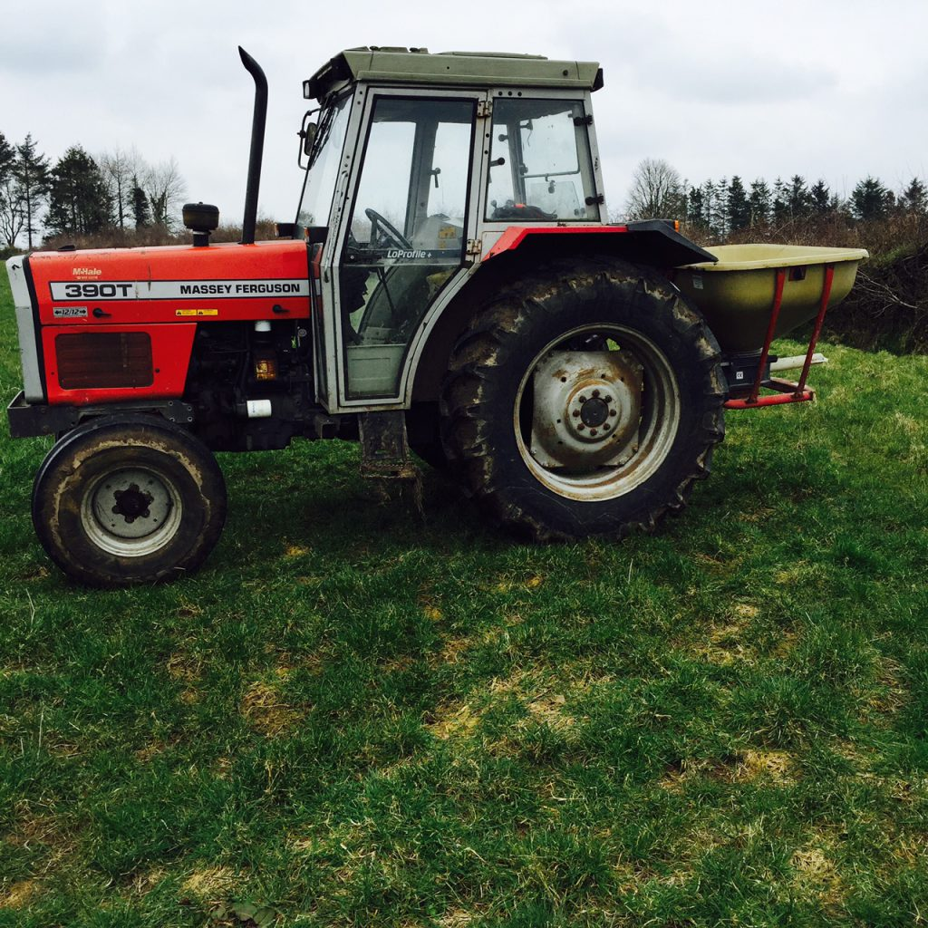 MF 390 series still popular with farmers