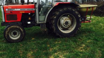 New Massey 4700 models set to replace the 300 series