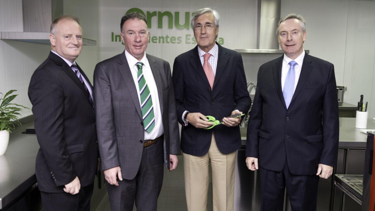 Ornua opens Spanish Research and Development Centre
