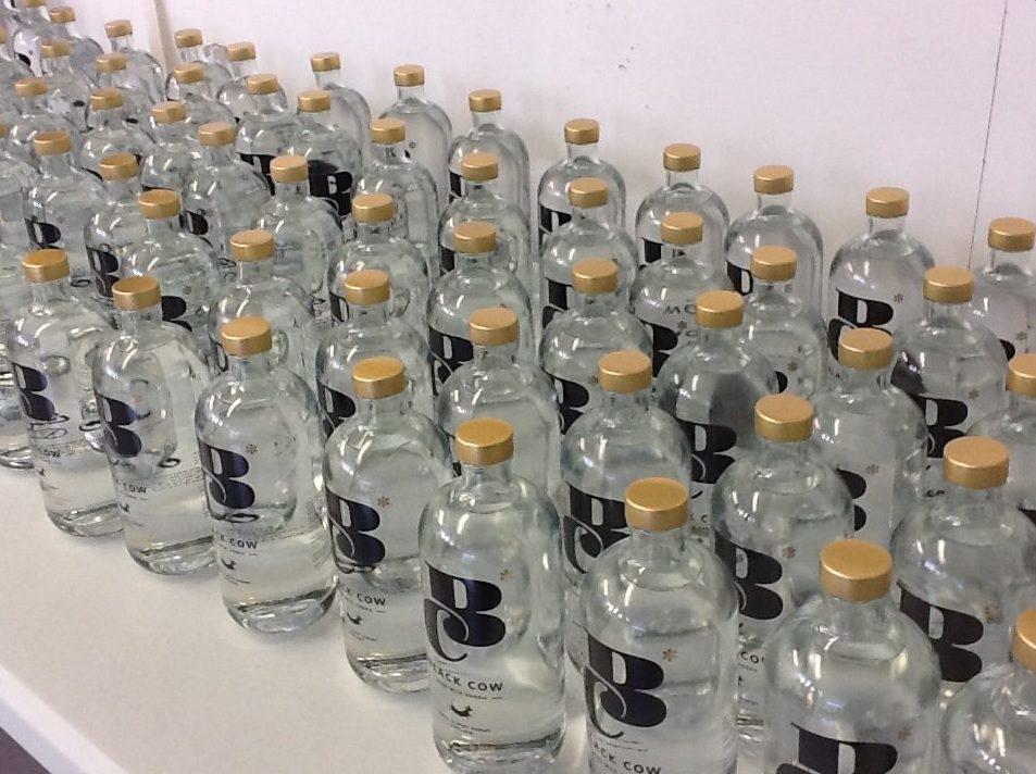 Video: British farmer makes vodka from milk