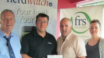 Farm Relief Services raises €1,660 for Embrace FARM support network