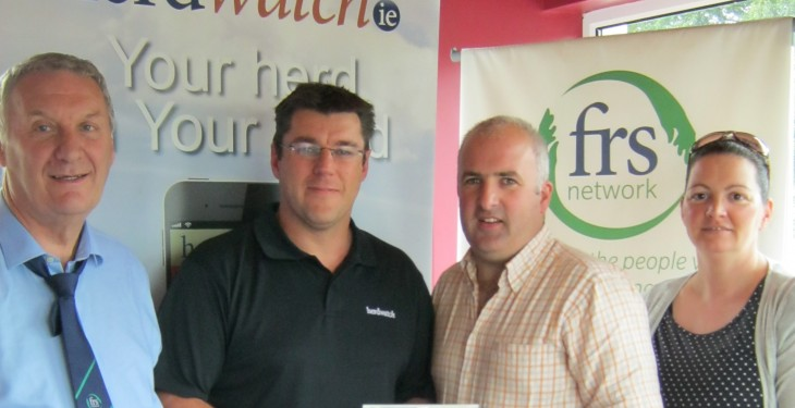 Farm Relief Services raises €1,660 for Embrace FARM support network