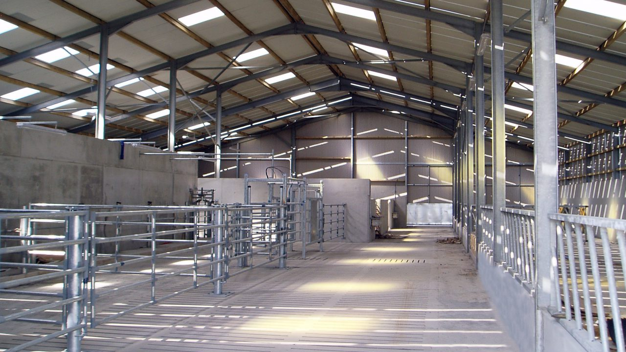 Planning permissions granted for farm buildings fall for the first time in months