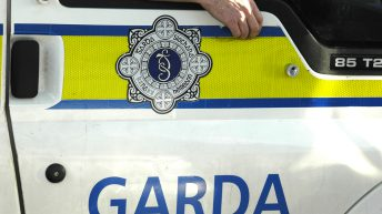 Video: Gardai injured as Kerry tractor driver rams garda car