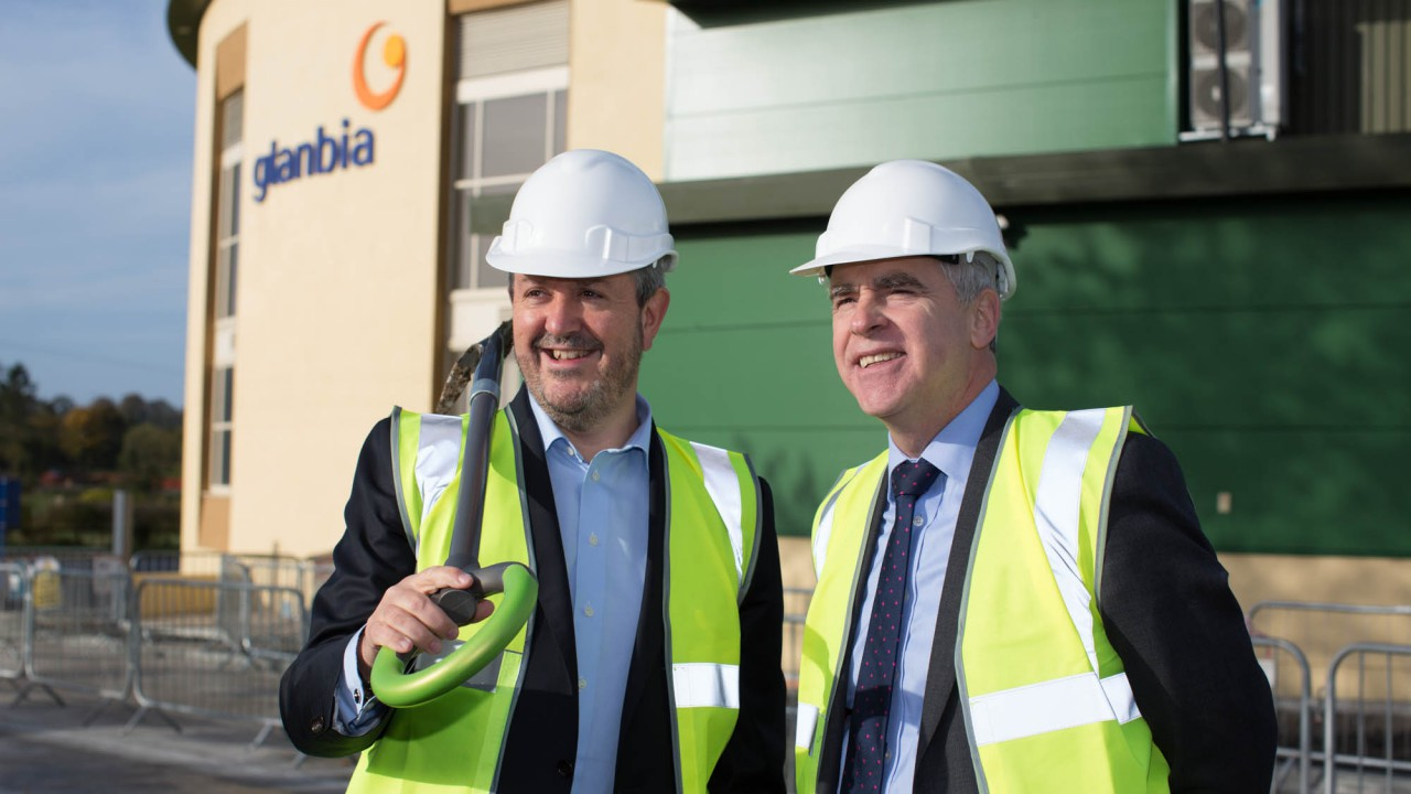 Glanbia to make its own plastic milk bottles for the first time